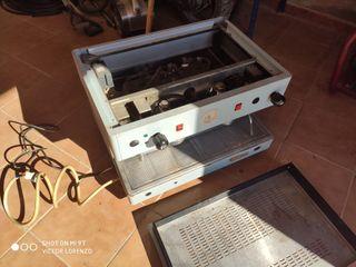 Conjunto de cafetera Wega industrial