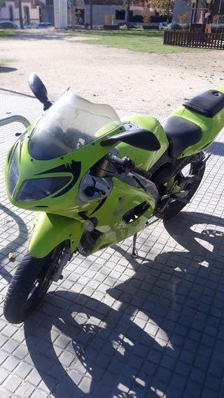 motor hispania rx50
