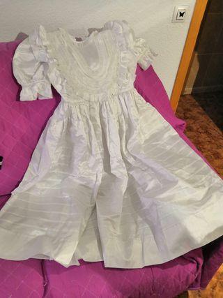 traje de comunión niña