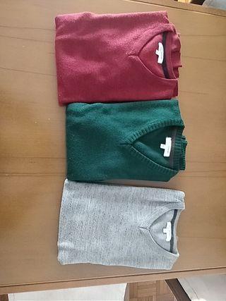 Jersey Hosiery invierno XL