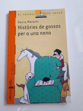 Històries de gossos per a una nena - D. Maraini