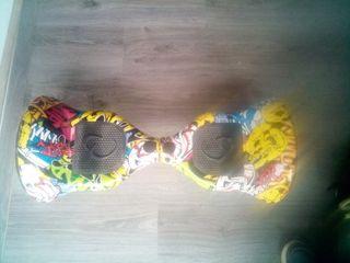 hoverboard con silla seminuevo