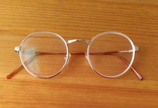 Gafas vintage redondas
