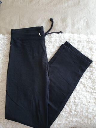 Pantalon deporte malla Zara
