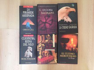 Pack 121 libros novela