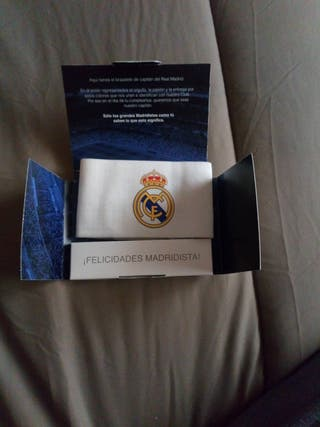 brazalete del rael Madrid