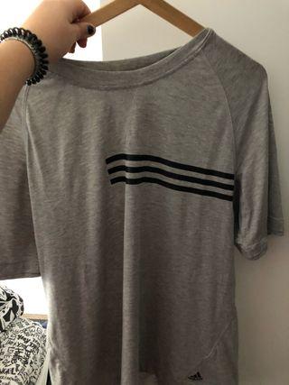 Camiseta original Adidas transpirable