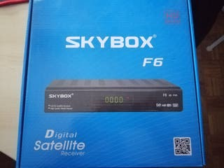 Receptor Satelite Skybox F6