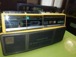 radio boombox Philips d-8304