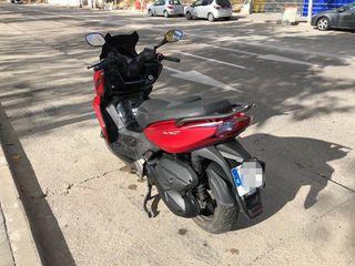 Kymco kxct 300 ABS K-xct