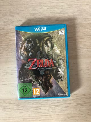 Zelda Twilight Princess HD Wii U