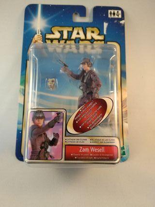 Zam Wesell Star Wars Hasbro