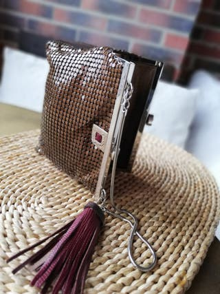 bolso cartera Gucci vintage