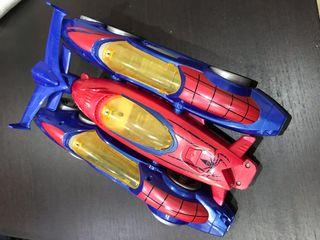 Coche Spiderman juguete