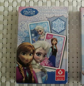 CARTAS FROZEN I