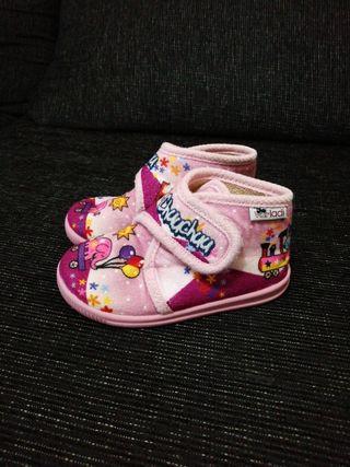 Zapatillas de casa de segunda mano en Irun en WALLAPOP
