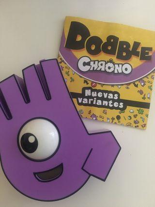 Temporizador Dobble +variantes del juego