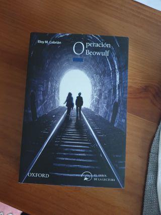 "Libro "" Operacion Beowulf"" juvenil - Oxford"