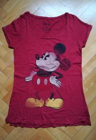 Camiseta de Mickey, talla L
