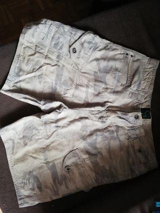 Pantalón corto - bermuda hombre