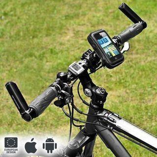 Soporte teléfonos para bicis y algunas motos