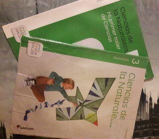 Libro Ciencias Naturales 3º Primaria