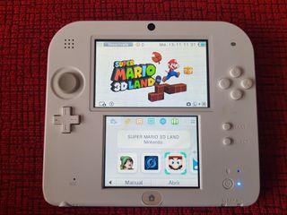 Nintendo 2DS con Luma