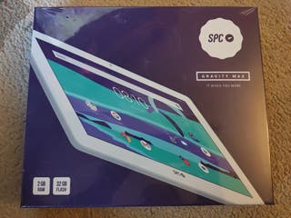 "Tablet nueva SPC Gravity Max 10.1"" 2Gb"