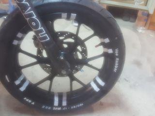 llantas/ruedas sm/derbi gpr