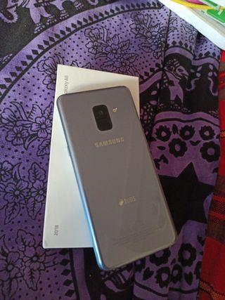 Samsung Galaxy A8 2018 + accesorios