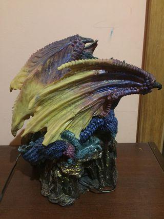 Lámpara dragones