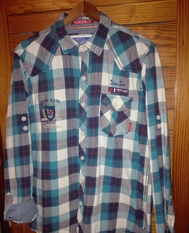 Camisas cuadros
