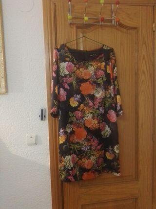 bonito vestido de flores