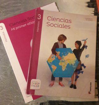 Libro Ciencias Sociales 3º Primaria