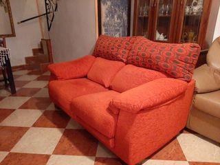 sofá de dos plazas que se abre los sillones