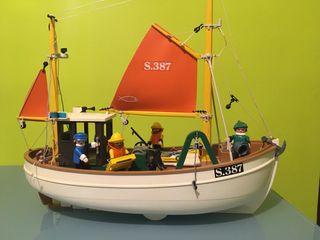 Playmobil 3551. Barco pesquero Susanne