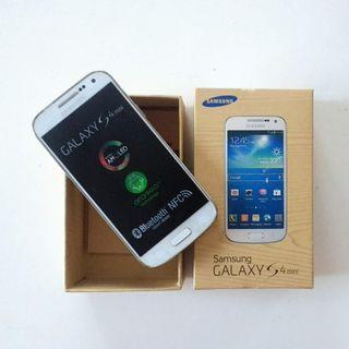 Móvil Samsung Galaxy S4 mini blanco, para reparar