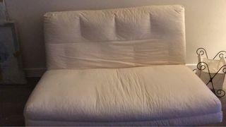 Futón sofá cama ikea