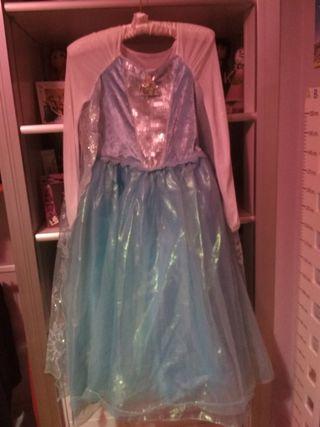 disfraz Elsa de Frozen