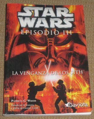 STAR WARS EPISODIO III