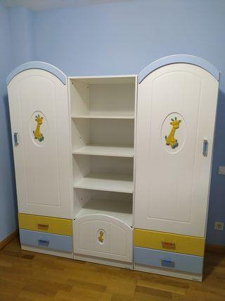 habitación infantil marca micuna