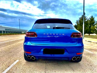 Porsche Macan turbo look