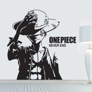 PEGATINA ONE PIECE vinilo decorativo
