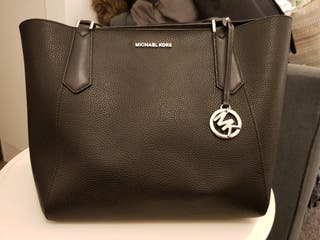 Michael Kors leather bag genuine