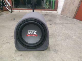 Subwoofer MTX Audio