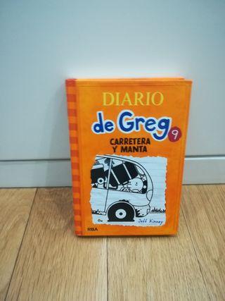 libro Diario de Greg 9