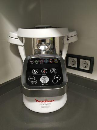 Robot cocina Moulinex companion en garantía