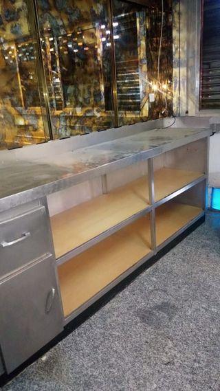 mueble de bar cafetero
