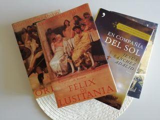 4 Novelas históricas