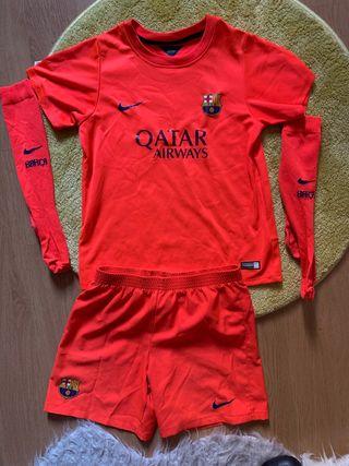 Equipación completa FC Barcelona Original